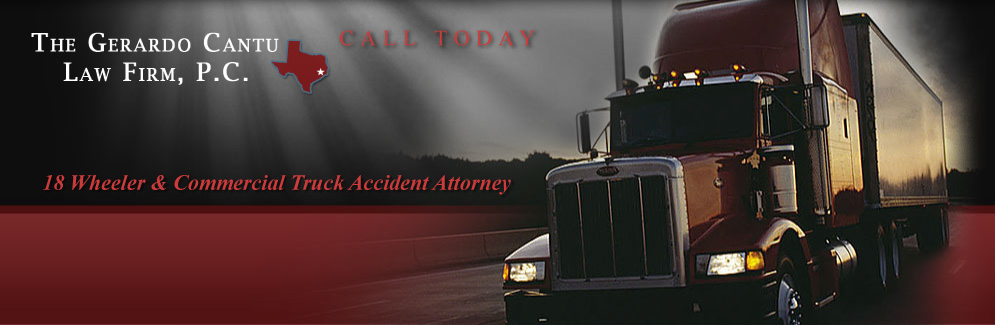 Truck accident attorney in Houston.